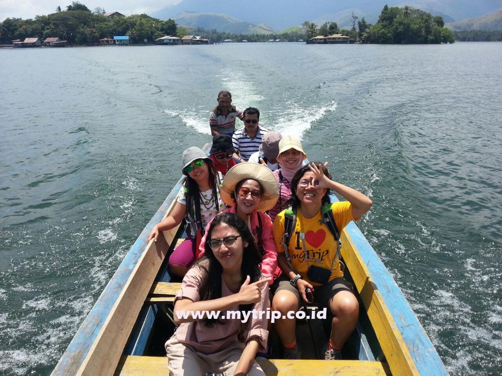 3 Cara Menikmati Danau Sentani Di Jayapura