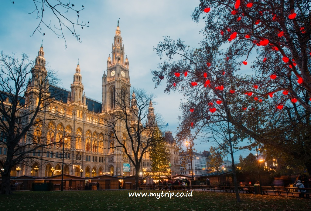13 Tempat Wisata Menarik Di Vienna Yang No 9 Vienna Banget
