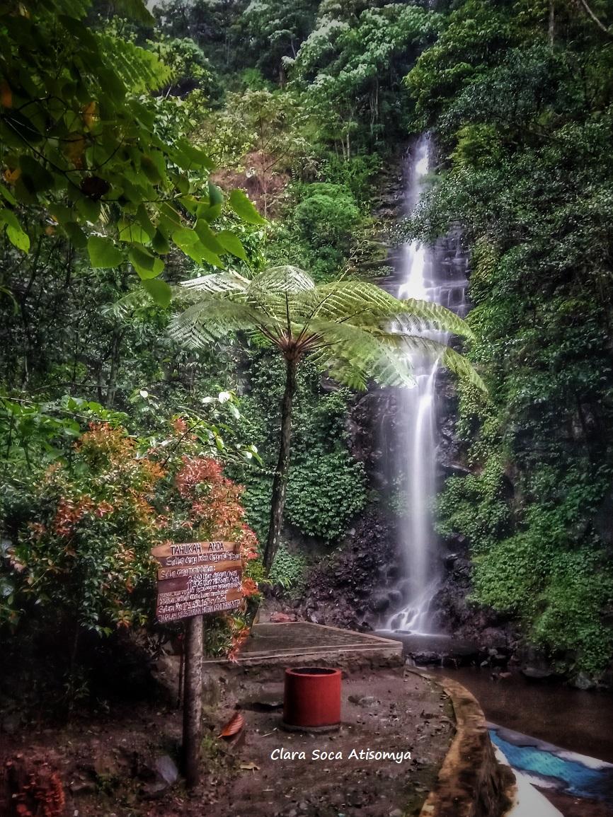 Air Terjun Dlundung Tempat Wisata Keluarga Di Lereng Gunung Welirang
