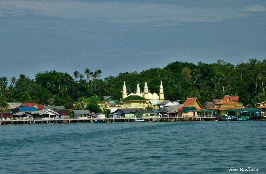Tahukah Kamu Pulau Penyengat Itu Mahar Pernikahan Putri Raja