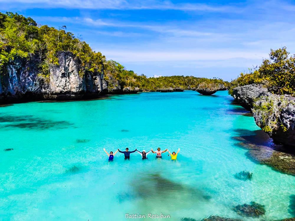 Ingin Liburan Yang Sempurna Datanglah Ke Pulau Baer Di Kepulauan Kei Maluku